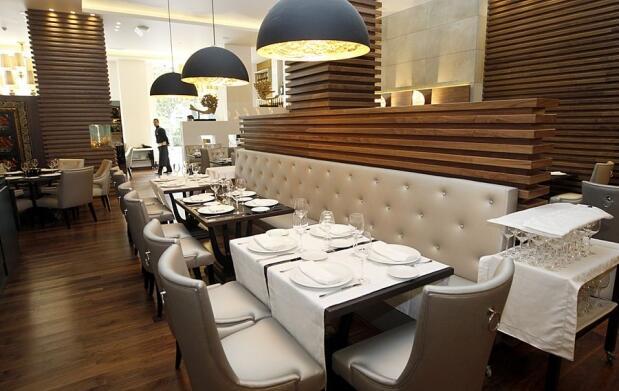 Exclusivo menú en el Gran Hotel Nagari
