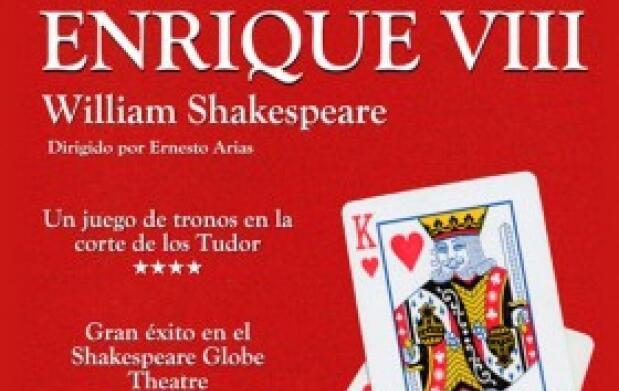 Entradas para la obra  Enrique VIII