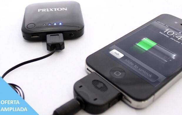 Batería universal portátil para móviles
