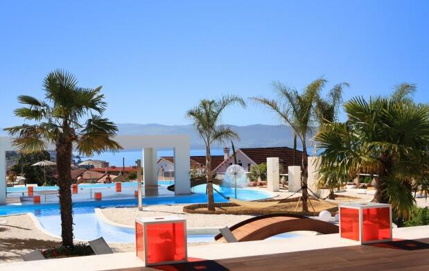 Lujo y relax en Sanxenxo, junio y julio