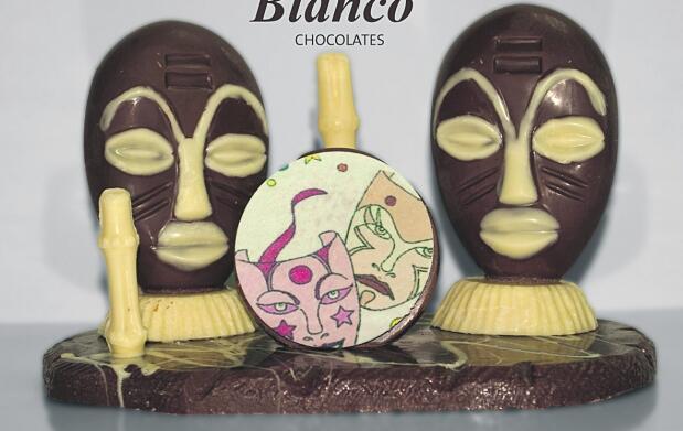 Regala chocolate!San Valentín o Carnaval