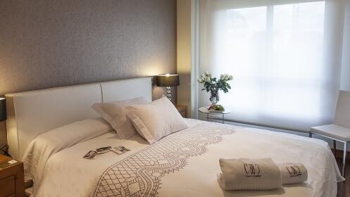 Estancia de lujo y spa en Apartamentos Class&Confort. Para 4 o 6 personas. Incluye verano! Portonovo (Sanxenxo)