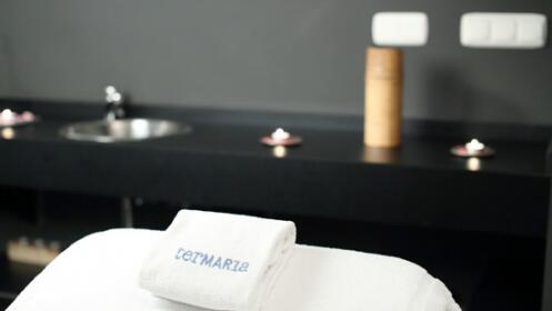 Plan de relax completo: masaje de piernas, espalda y facial