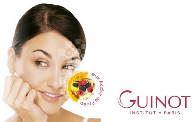 Tratamiento facial Alta Cosmética Guinot.Vigo