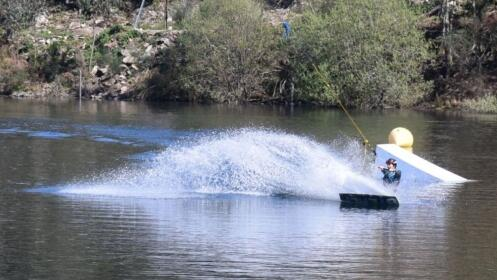 Wakeboard, Kayak, Pedaleta, Paddle Surf ¡día completo de actividades!