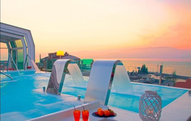 Escapada de lujo y relax. Alojamiento, Spa, gastronomía y bienestar en Gran Hotel Nagari 5*