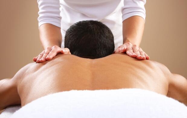 1 sesión de masaje con Aromaterapia