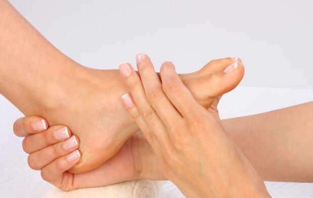 Reflexología podal + masaje de piernas