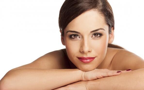 Drenaje linfático facial