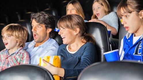 Tu entrada de cine al mejor precio