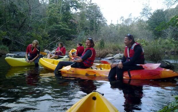 Escapada a Estaca de Bares+ruta en kayak