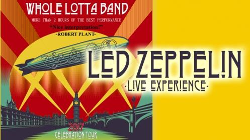 Entradas VIP para Led Zeppelin Live Experience en A Coruña