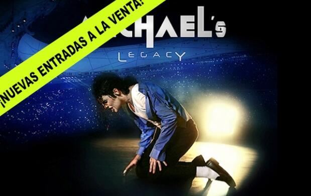 Tributo a Michael Jackson 20 enero VIGO