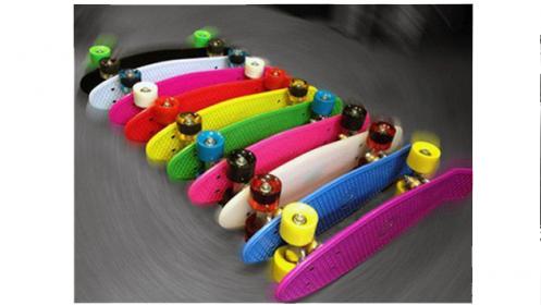 Monopatín Fish Penny Skateboard