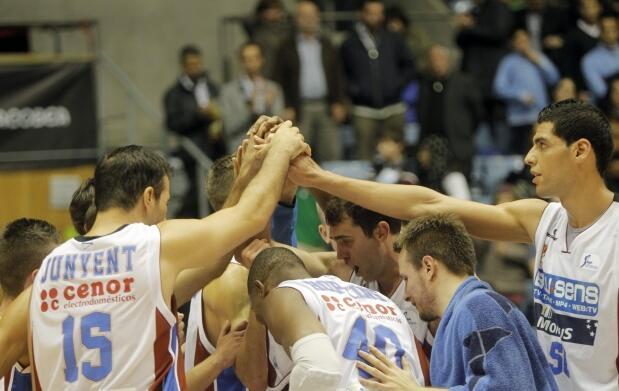¡Ven al partido Obradoiro-Canarias!