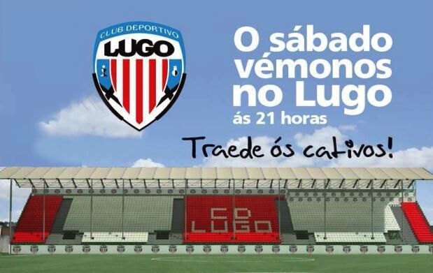 Entradas partido CD Lugo vs CD Numancia
