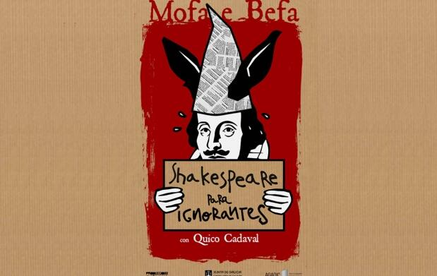 Entradas Shakespeare para ignorantes