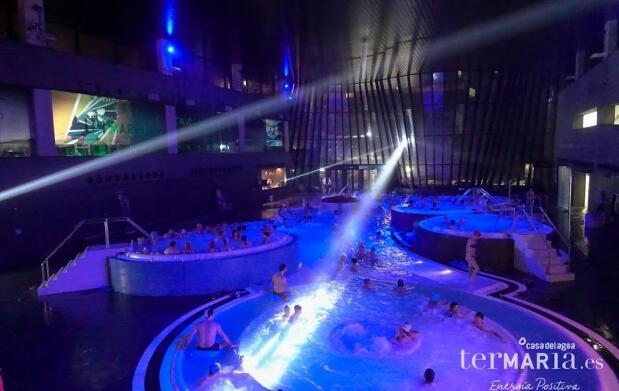 Entradas Termaria Fiesta Fluor 10º Aniversario Noche Salada 6 de mayo ¡Oferta limitada!