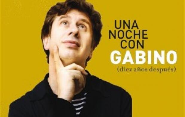 Entradas: Una noche con Gabino Diego