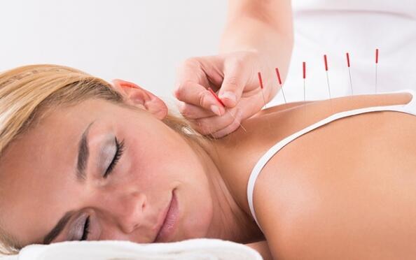 2 sesiones de acupuntura. Frena los efectos de la primavera