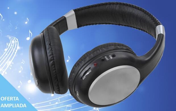 Auriculares inalámbricos universales