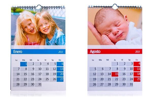 Calendario 2013 personalizado