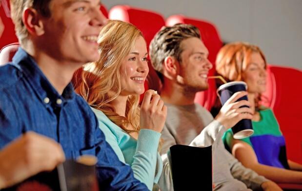 Entradas de cine a 3.5 € ¡Todos los días y todas las sesiones!