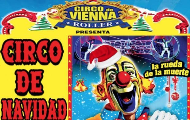 Entradas Circo Vienna Roller en O Burgo. Culleredo (A Coruña)