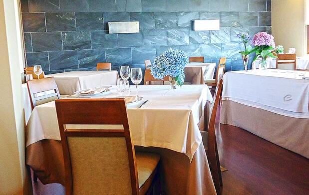 Menú de lujo en Comei Bebei.A Coruña
