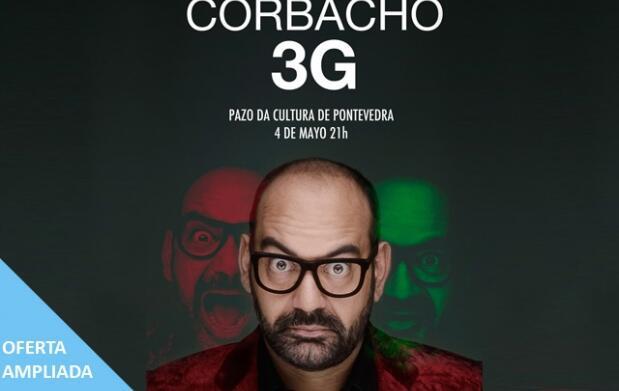 Entradas para Corbacho 3G