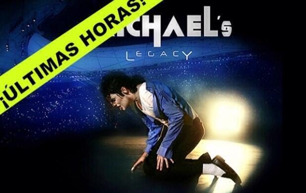 Tributo a Michael Jackson. 1 de abril en SANTIAGO ¡Oferta limitada!