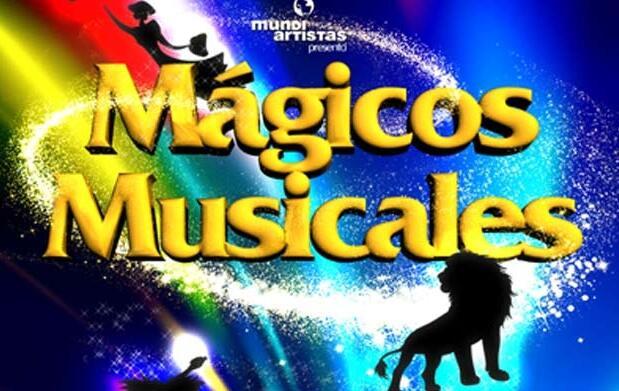 Entradas espectáculo MÁGICOS MUSICALES