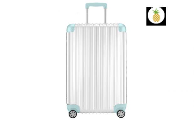 Set de tres maletas trolley 4 ruedas
