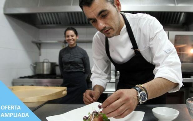 Menú Estrella Michelin en Maruja Limón