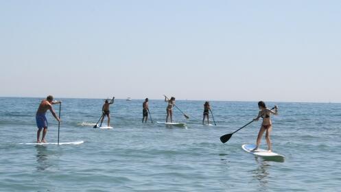 2 horas de Paddle Surf para 1, 2 o 4 personas en Cedeira