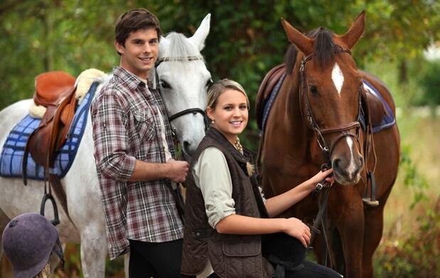 Ruta a caballo de 2h guiada con monitor