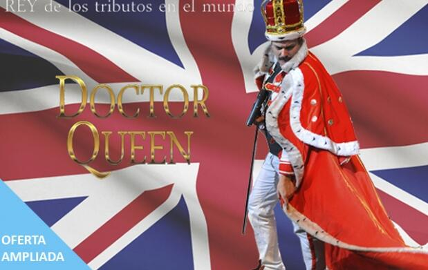 Entradas DR. QUEEN  - II Tour 2013