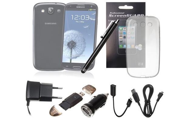 Accesorios Samsung Galaxy SIII