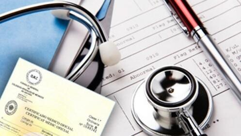 Certificado médico psicotécnico en A Coruña