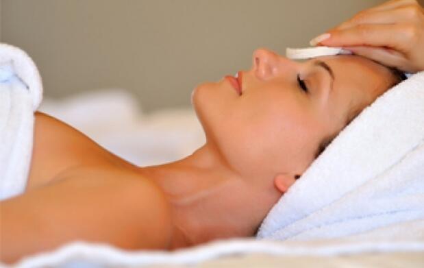 Limpieza facial o tratamiento corporal