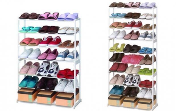 Organizador para 30 o 22 zapatos